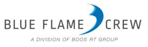 Blue Flame Crew Logo